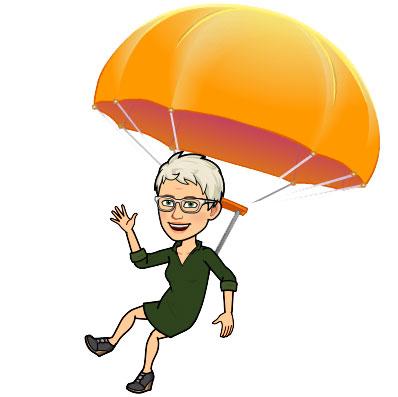 Clara García aulas paracaídas
